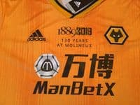 Global Classic Football Shirts | 2019 Wolves Vintage Retro Old Soccer Jerseys